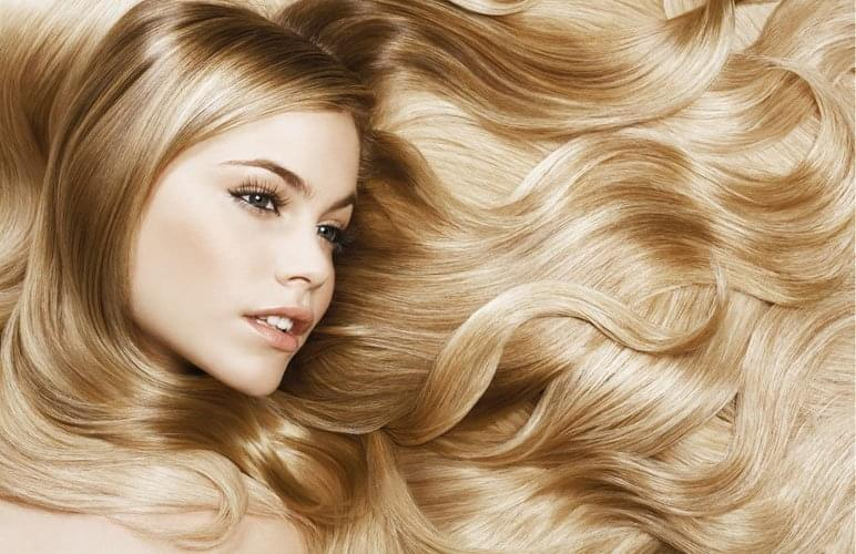 Волосы искусственные термостойкие